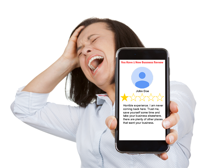 Don't Let Negative Reviews Go Unnoticed: Track Reviews Online