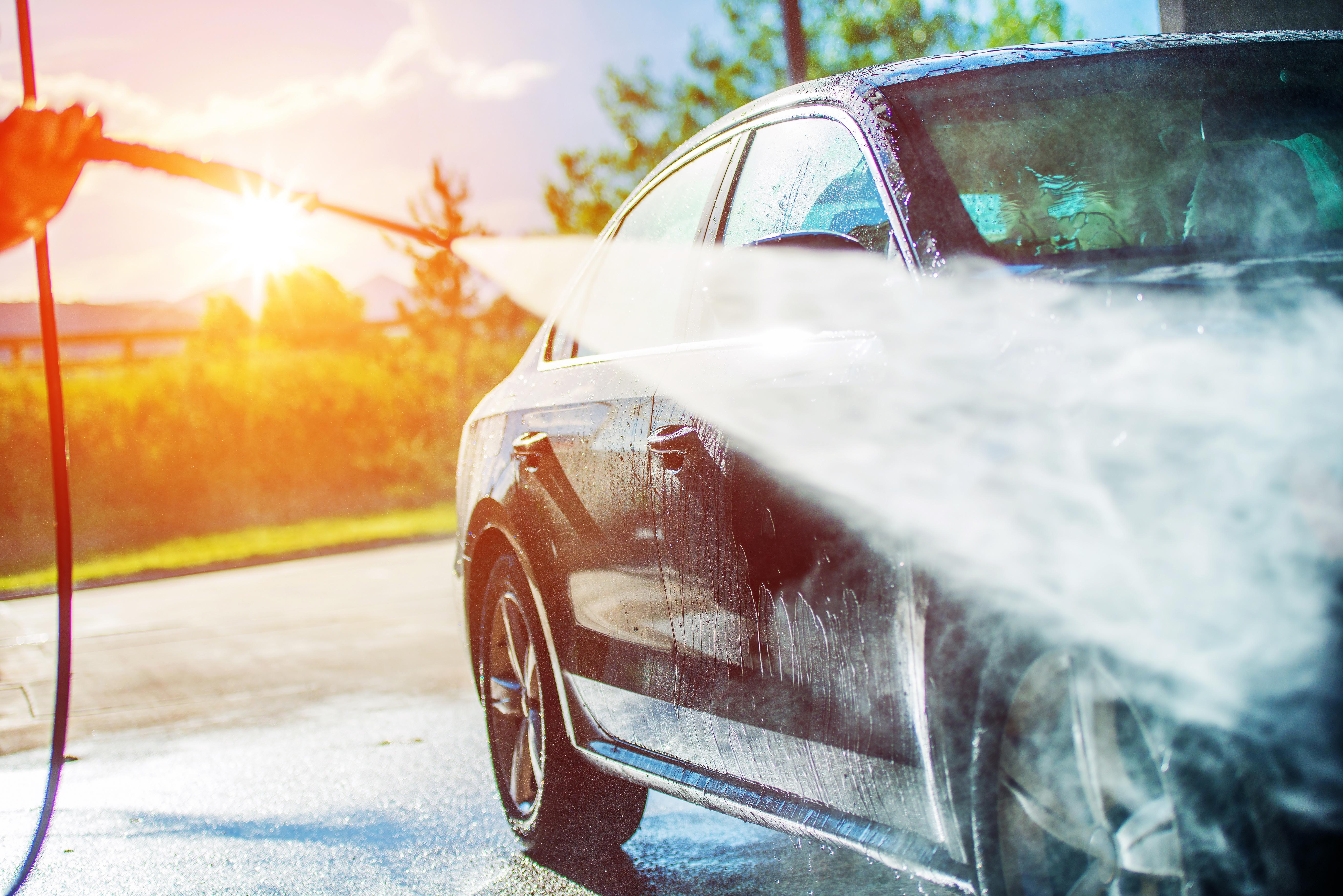 Car Wash Review Monitoring Service