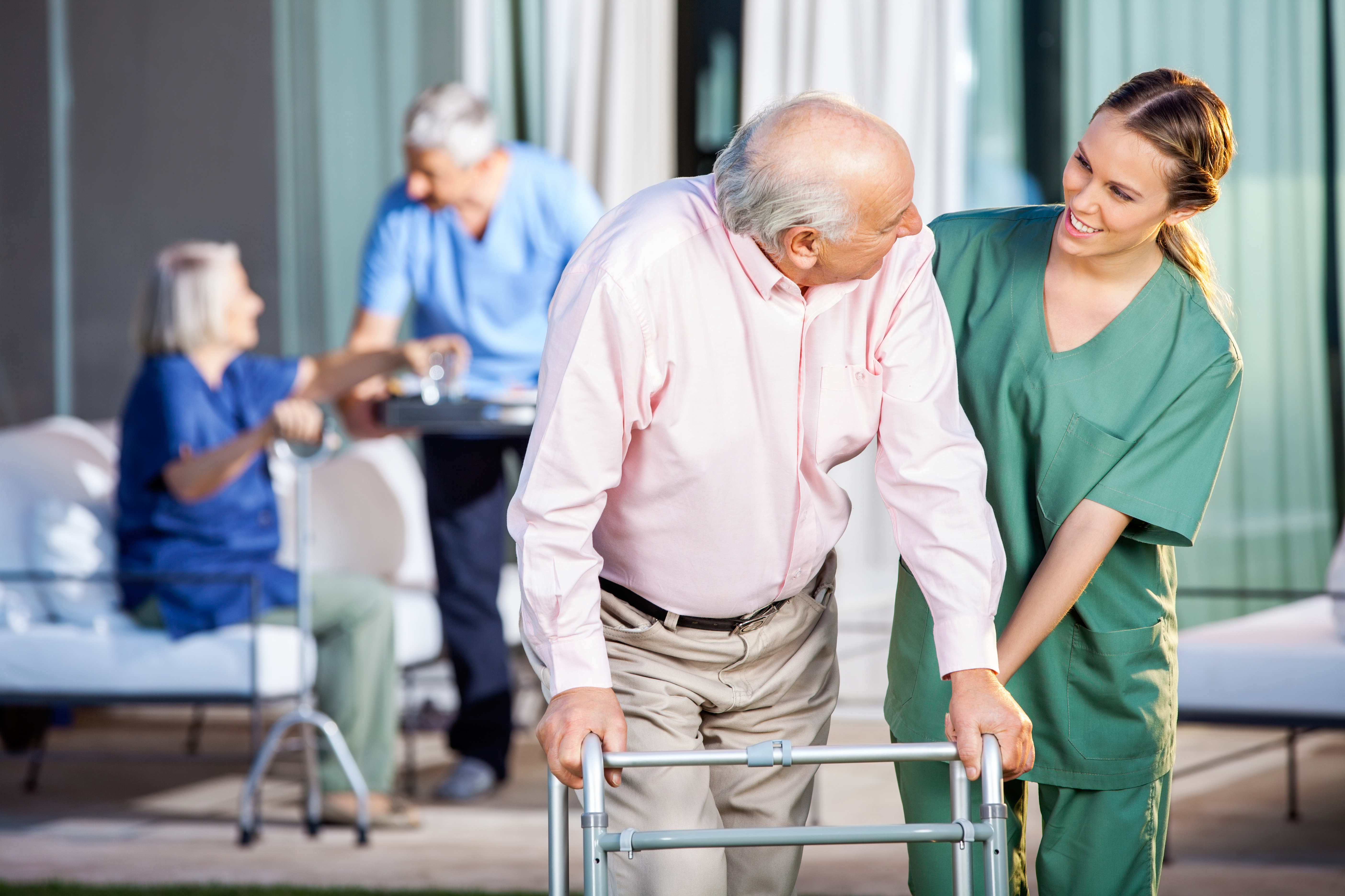 Nursing Home Review Monitoring Service